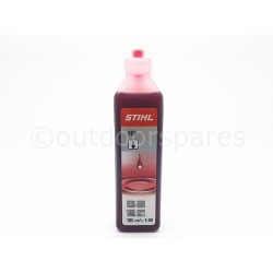 Stihl  2 Stroke Oil HP 100ml One Shot 0781 319 8401