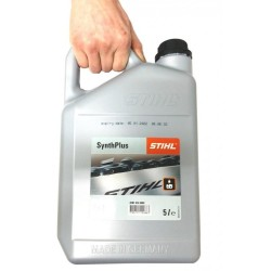 Stihl 5 Litre Chainsaw Chain Oil Synthplus 0781 516 2002