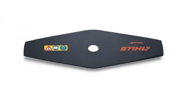 Stihl Genuine 4001 713 3805 230mm 2-Teeth Metal Blade Mower Parts ...
