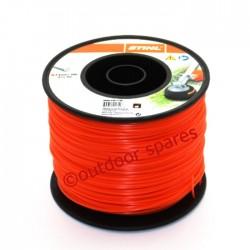 Genuine Stihl 2.4mm x 856ft Round Strimmer & Brushcutter Nylon Line ST00009302246