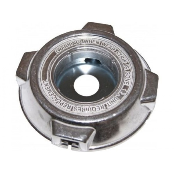 Aluminium Head Use 2mm-3.5mm Nylon Line, 25.4mm Centre Hole