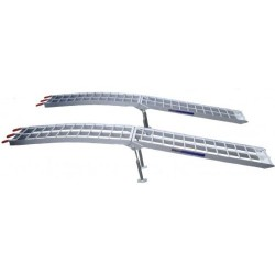 Universal 1 Pair Of Universal Loading Ramps For Ride On Mowers & ATVs