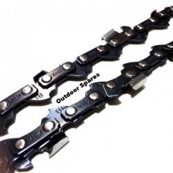 """Bosch AKE40/17S Chainsaw Chain Fits AK405S AKE40-19S AKE40-19Pro 16"""" 40cm"""