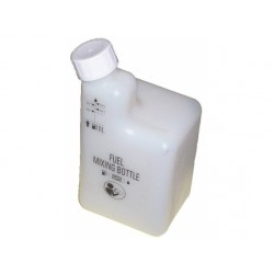 2 Stroke Mixing Bottle Measured For Mixing Ratios: 50:1  25:1 Etc