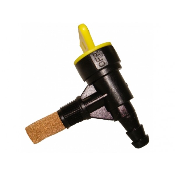 """Atco Fuel Tap Fits Suffolk Qualcast 5/16"""" Fuel Pipe Outlet Quality Replacement Part"""