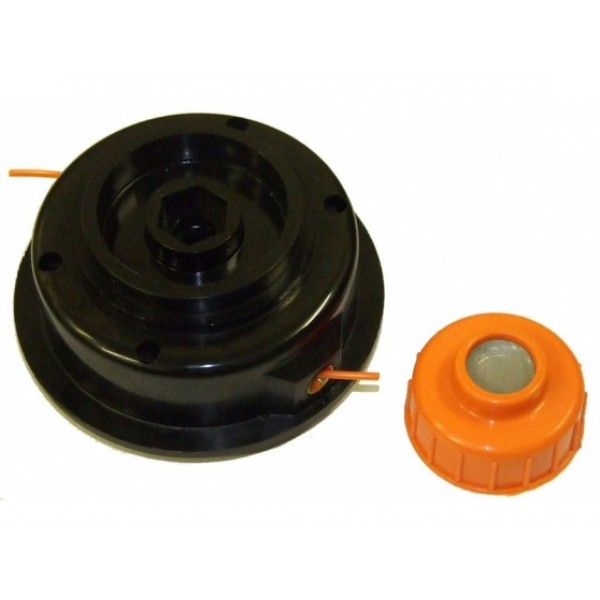 Mini Bump Feed 2 Line Head Suitable for Ryobi Strimmers